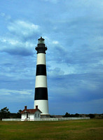 Bodie Lighthouse, Pea Island, NC